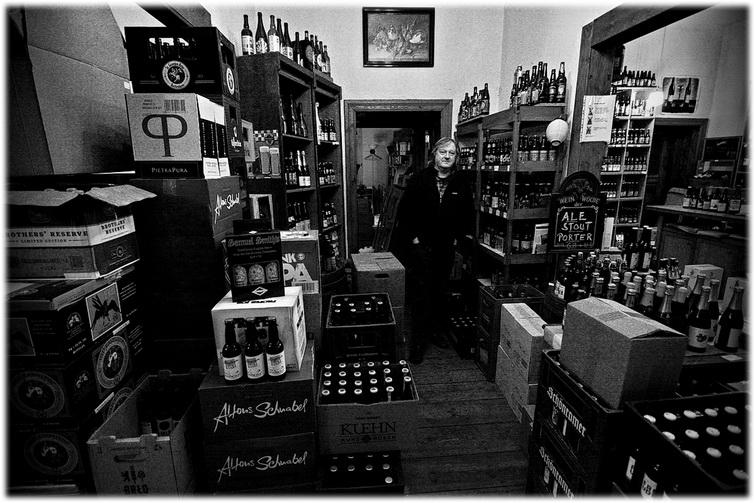 Berlin Bier Shop.