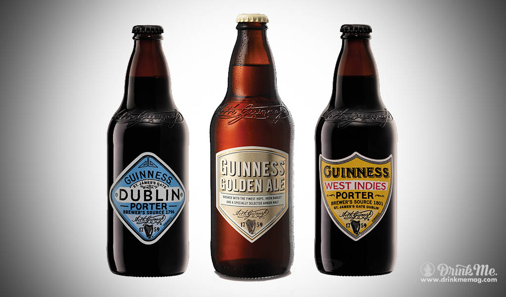 Guinness Golden Ale.