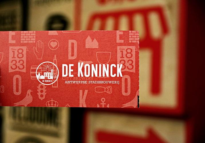 The De Koninck Antwerp City BreweryExperience.