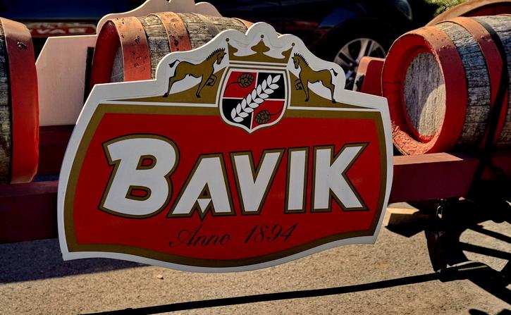 Bavik / Brouwerij DeBrabander.