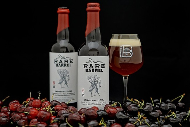 The Rare Barrel. A Sour BeerCo.