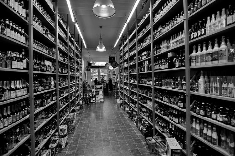 Brugge Bottle Shops.