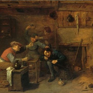 Adriaen_Brouwer_-_Brawling_card_players